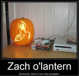 Zach o'Lantern by oddball216
