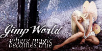 Gimp World Fairies - White