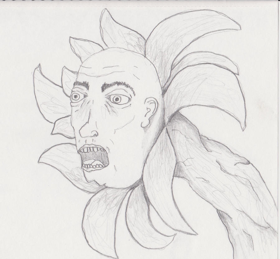 Ugly Flower By Sammerkel On DeviantArt