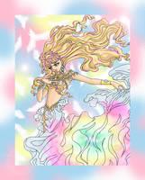 Goddess of Spirit by AmayaKouryuu