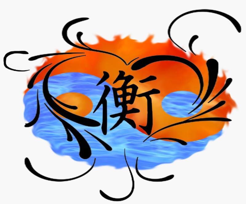 YinYang Tattoo by AmayaKouryuu