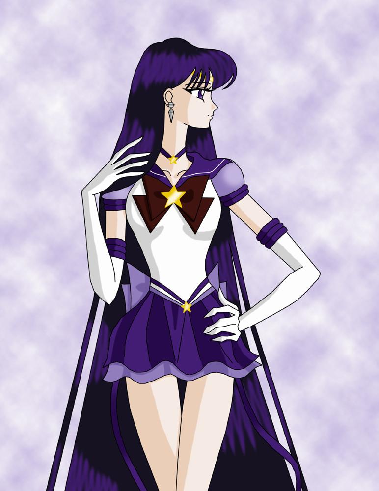 Sailor saturn photo 69