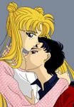 Usagi and Seiya