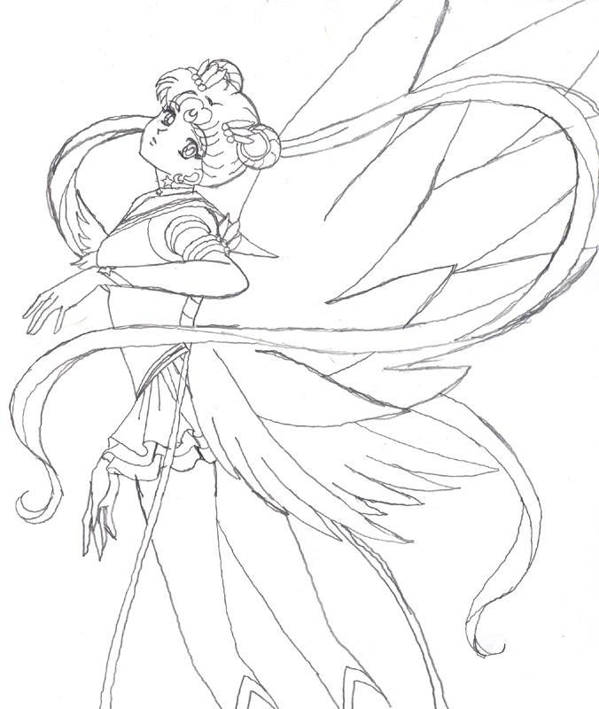 Eternal Sailor Moon Scrap by AmayaKouryuu on DeviantArt