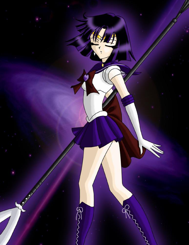 Sailor saturn photo 11