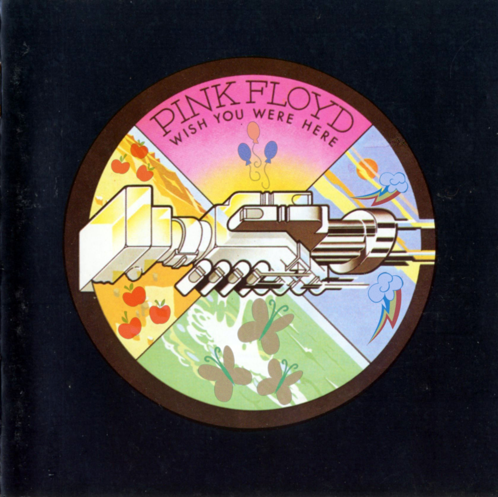 Rainbow Floyd by Oppositebros