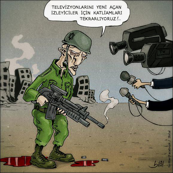 Gazze by 3bilal