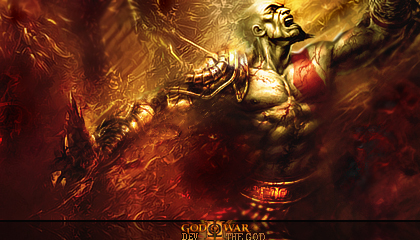 God Of War by DEV666IL