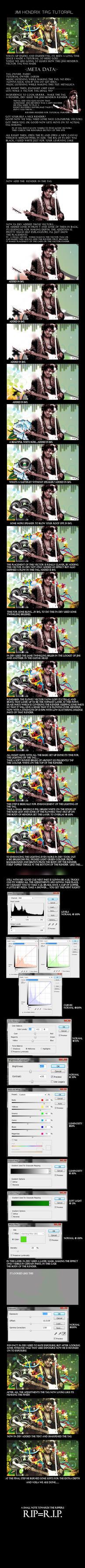 Jimmy Hendrix by DEV666IL