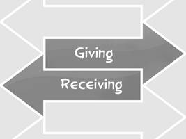Giving and receiving by NinjaSaus