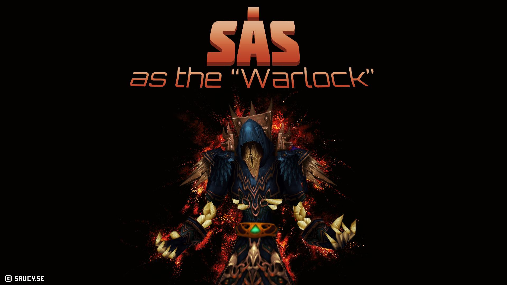 Sas the Warlock by NinjaSaus