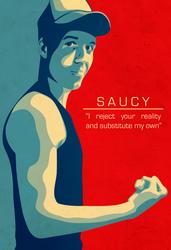 Saucy Portrait