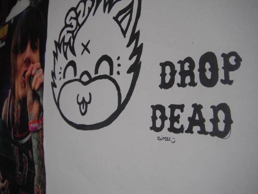 drop dead wallpaper - photo #31