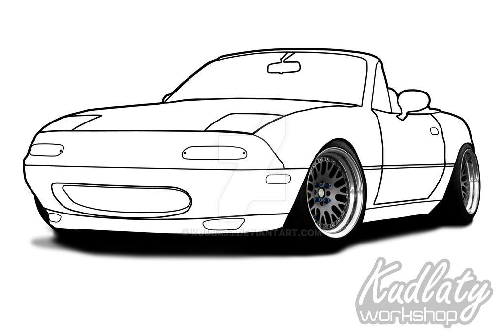 Mazda 3 Forum >> Mazda MX-5 NA by Kuuba33 on DeviantArt