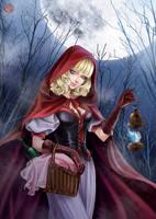 Red Riding Hood by starkey01