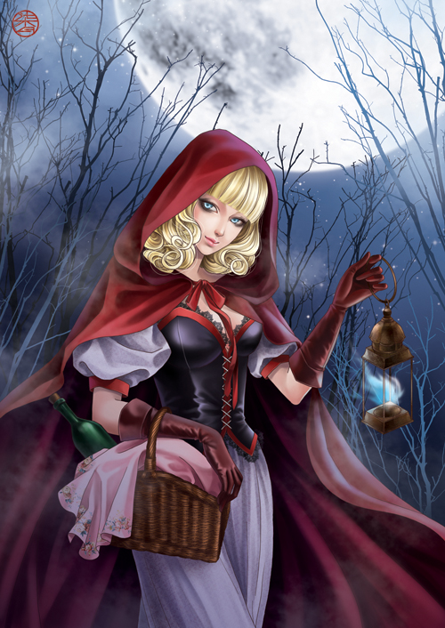 Changements d'apparence - Page 4 Red_riding_hood_by_starkey01-d3bdpzi