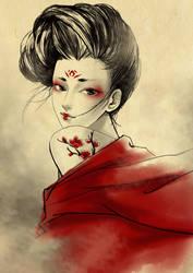 Red ink by starkey01
