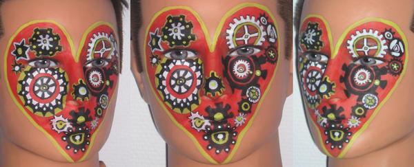 Valentine design for men by connyberghmans