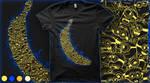 Banana shirt design (Vote for it on Qwertee!) by TechraNova