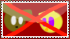 Anti Chica x SpringTrap Stamp by MinoPastel