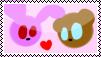 Freddy X Bonnie Stamp by MinoPastel