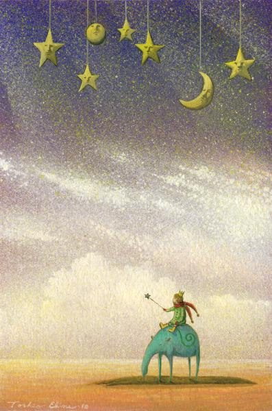 star child by Ebineyland