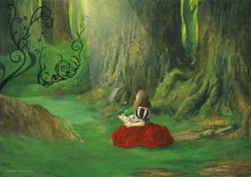 Fantasy Book by Ebineyland