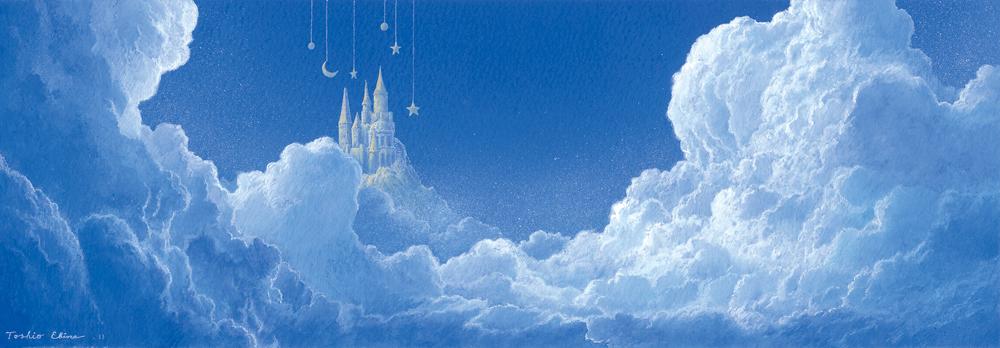 fairytale castle by Ebineyland