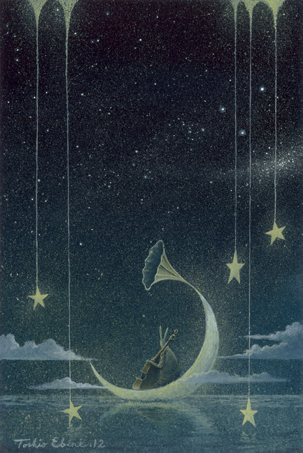 Midnight Jazz by Ebineyland