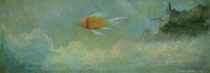 journey of Goldfish by Ebineyland