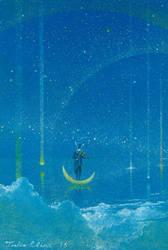 Nocturne of Polar Night by Ebineyland