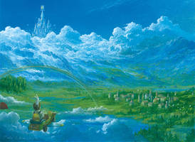 Dreaming of Adventure Flight by Ebineyland