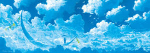 blue crescent Ship - ver.2