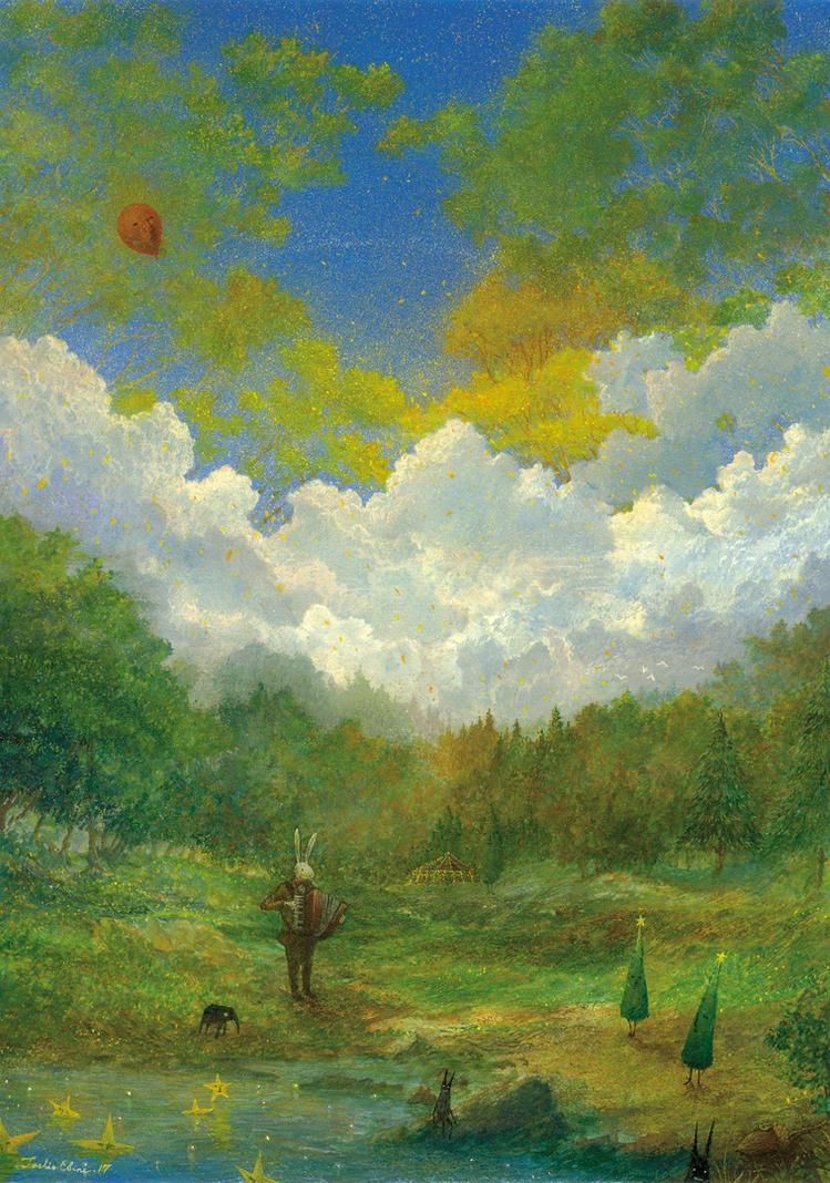 Autumn wonder by Ebineyland