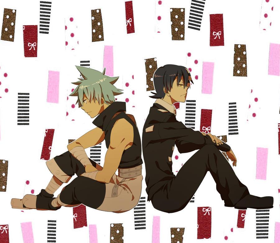 kid and blackstar by yumekichi