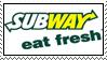 Subway Stamp by garbagepicker