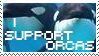 I Support Orcas by garbagepicker