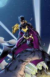Batgirl II by J-Skipper
