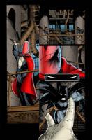 Batman sequential by J-Skipper