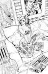 Mary Jane - Inks