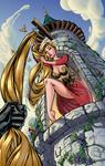 Rapunzel by J-Skipper