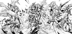 The Final Stand - Inks