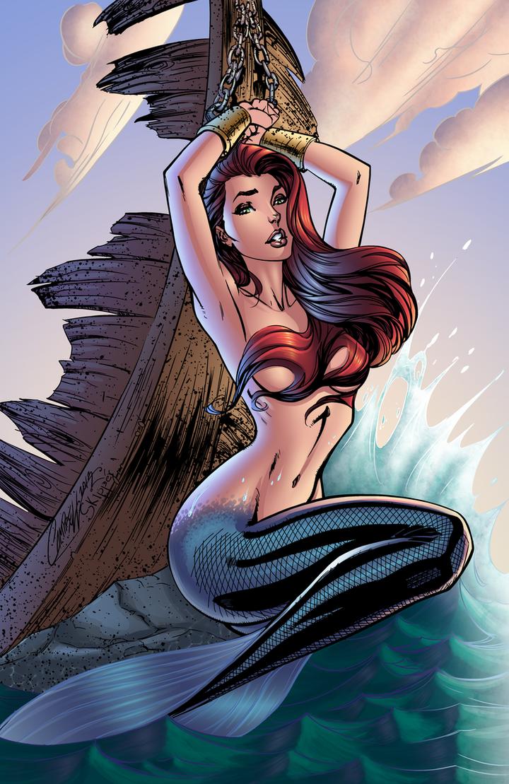 Siren By J Skipper On Deviantart