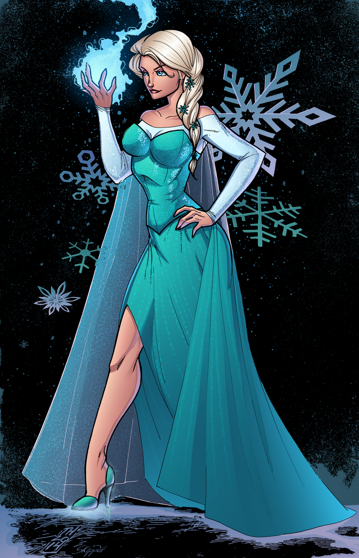 Elsa by J-Skipper