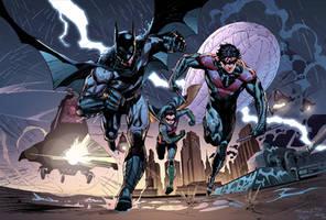 Gotham Knights by J-Skipper