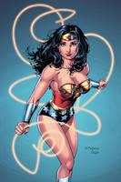 Wonder Woman of Themyscira
