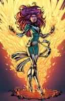 Phoenix Rises by J-Skipper
