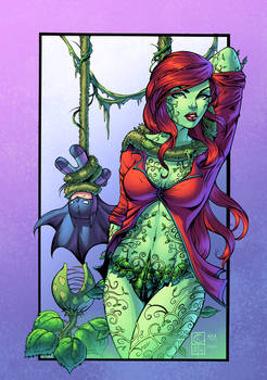 Gotham Girls: Poison Ivy