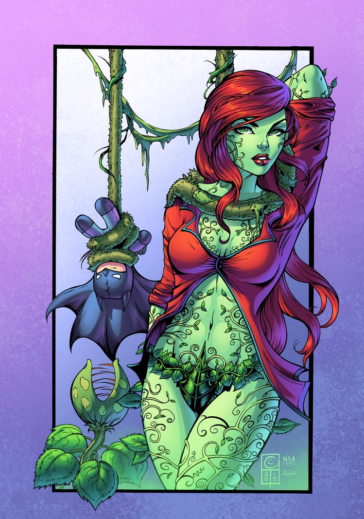 Gotham Girls: Poison Ivy by J-Skipper