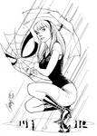 Gwen Stacy - Inks